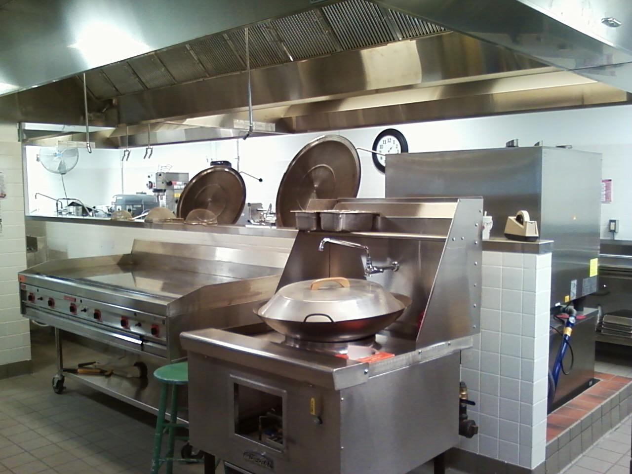Spencer VanEtten School District new serving line, cooking ...