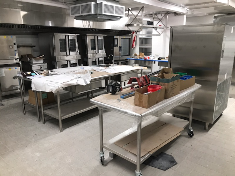 Central Valley School District's Kitchen Improvement Project